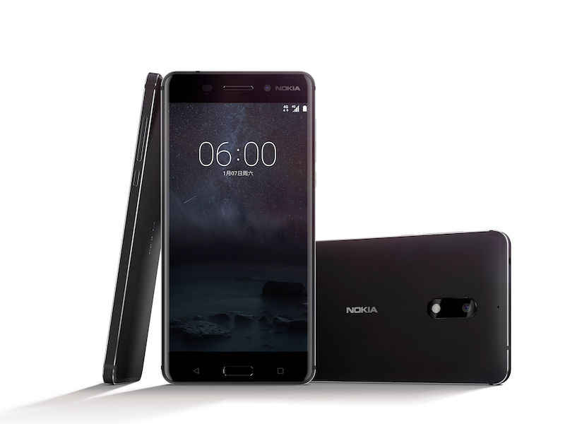 Nokia launched first android smartphone