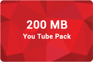 Robi gives exciting internet offer 200MB 9TK 250MB 12TK. Robi gives 200 youtube data pack only for 9tk