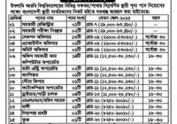 Islamic Arabic University Job Opportunity 2018 www.iau.edu.bd