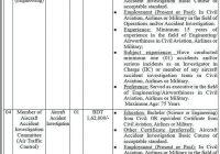 Bangladesh Civil Aviation Authority Job Circular 2019 www.caab.gov.bd