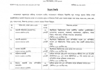 Ministry Of Social Welfare Job Opportunity 2019 www.bnswc.gov.bd