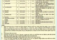 Bangladesh Fisheries Development Corporation Job Opportunity 2017