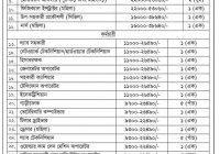 BSMRAU Job Circular 2017 www.bsmrau.gov.bd