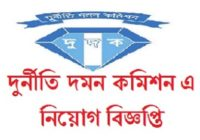 Anti Corruption Commission Job Circular 2018 www.acc.org.bd
