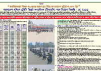 Bangladesh Police Constable Job Circular 2019 www.police.gov.bd
