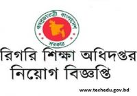 Directorate of Technical Education DTE Job Circular 2019